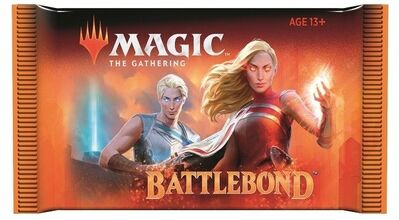 Battlebond Booster Pack - Magic: The Gathering
