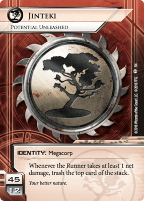Android: Netrunner - Crimson Dust