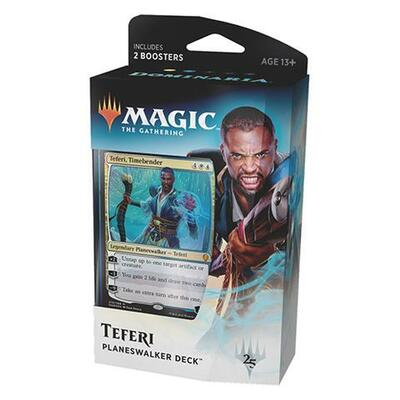 Dominaria Planeswalker Deck: Teferi - Magic: The Gathering