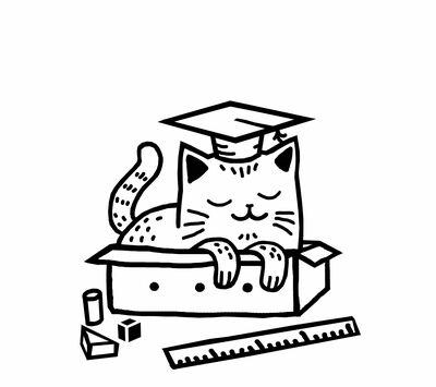 mačka vo vreci - školopovinná - pre škôlky, školy a neziskovky