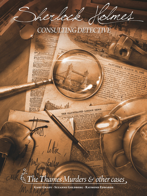 The Thames Murders & Other Cases: Sherlock Holmes Consulting Detective