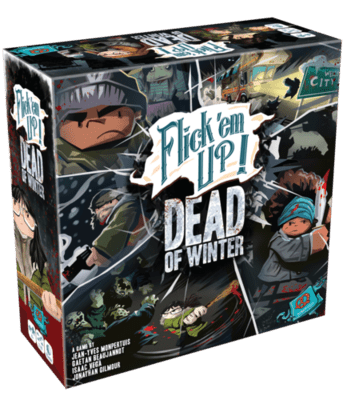 Flick'em Up! : Dead of Winter