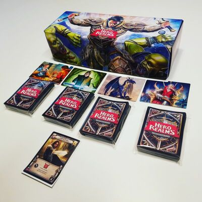 Hero Realms Cardbox