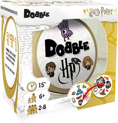 Dobble Harry Potter CZ