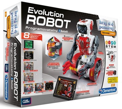 Evolution Robot (Clementoni)