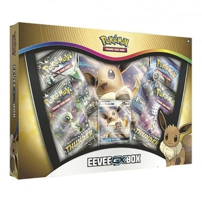Pokémon: Eevee-GX Box