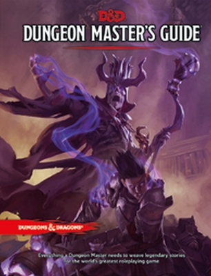 Dungeons & Dragons: Dungeon Master's Guide TRPG (Hardcover)