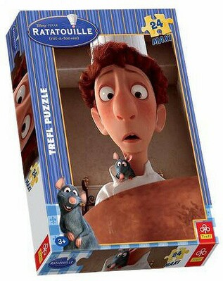 Puzzle 24 Disney Ratatouille