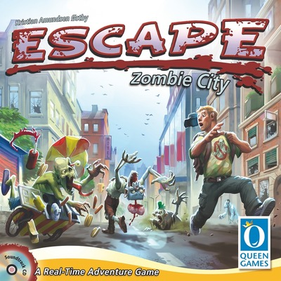 Escape: Zombie City