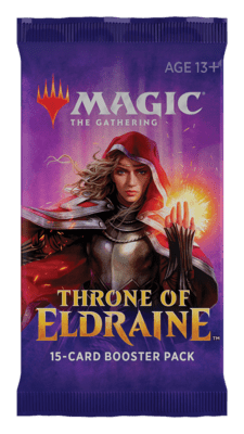 MtG: Throne of Eldraine Booster Pack