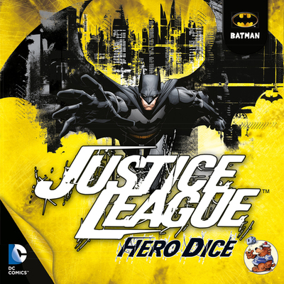 Justice League: Hero Dice Batman