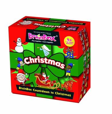 V kocke! - Christmas EN (Brainbox Christmas)