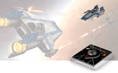 RZ-2 A-Wing: Star Wars X-Wing (Second Edition)