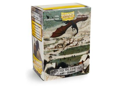 Obaly Dragon Shield Art Sleeve - Hunters in the Snow (100 sleeves)