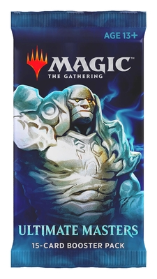 Magic: The Gathering - Ultimate Masters Booster Pack