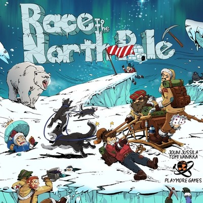 Race the North Pole