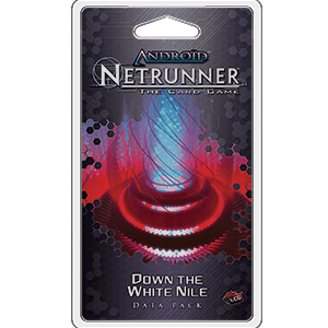 Android Netrunner - Down the White Nile