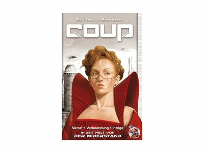 Coup Cardgame