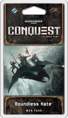 Warhammer 40.000: Conquest – Boundless Hate