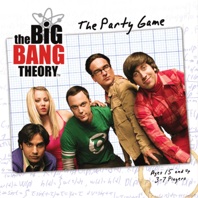 The Big Bang Party Game