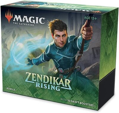 Zendikar Rising Bundle: Magic - The Gathering