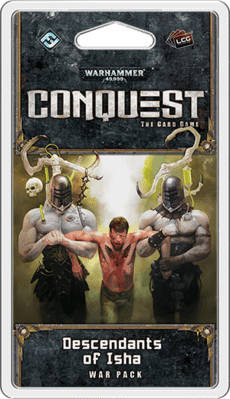Warhammer 40.000: Conquest - Descendants of Isha