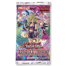 Yu-Gi-Oh!: Legendary Duelists: Sisters of the Rose - Booster Pack EN