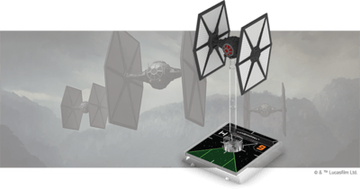 TIE/fo Fighter: Star Wars X-Wing (Second Edition)