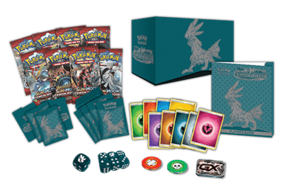 Pokémon: Elite Trainer Box - Crimson Invasion
