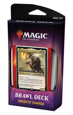 Throne of Eldraine Brawl Deck - Knights´  Charge: Magic the Gathering