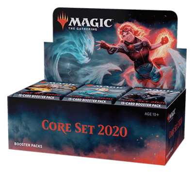 Core Set 2020 Booster Box - Magic: The Gathering