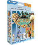 Wizard & Bard Starter Set: Munchkin CCG (Collectible Card Game)