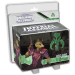 Star Wars: Imperial Assault - Hired Guns Villiain Pack