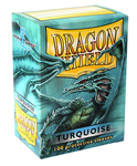 Obaly Dragon Shield standard size - Turquoise 100 ks
