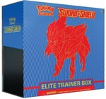 Pokémon: Zamazenta Elite Trainer Box - Sword and Shield