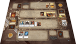 Westeros Two-Player Playmat: A Game of Thrones LCG (2nd)