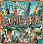 Junk art - plastic version EN