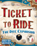 Ticket to Ride: The Dice Expansion