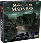Mansions od Madness 2nd ed. - Horrific Journeys exp.