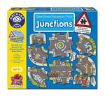 Giant Road Jigsaw (Junctions puzzle - križovatky)