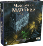 Streets of Arkham - Mansions of Madness (2nd ed.)
