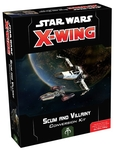 Scum and Villainy Conversion Kit - Star Wars: X-Wing (Second Edition)