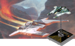 Fang Fighter - Star Wars X-Wing (Second Edition)