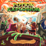 Potion Explosion (Výbušné lektvary): The Fifth Ingredient