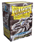 Obaly Dragon Shield standard size - Clear 100 ks
