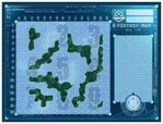 Captain Sonar - Foxtrot Map