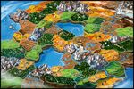 SmallWorld: 6 Player Board